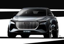 Photo of אאודי חושפת את העיצוב של ה – e-tron Q4, רכב חשמלי חדש