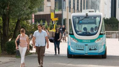 Photo of תחבורה ציבורית אוטונומית? הכירו את השאטלים החדשים