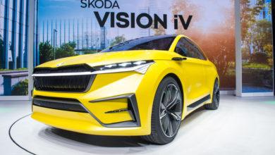 Photo of סקודה חושפת רכב חשמלי חדש בשם Vision IV בתערוכת ז'נבה