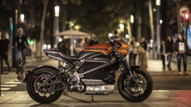 אופנוע חשמלי LiveWire