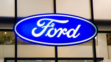 הלוגו של פורד
