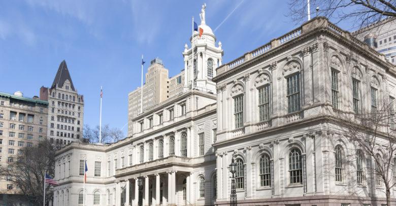 בניין העירייה של העיר ניו יורק