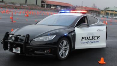 Photo of איזה משטרה הכניסה טסלה מודל X לשירות?