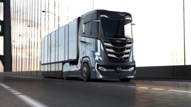 המשאית החשמלית של ניקולה מוטור - Nicola Tre