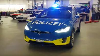Photo of צי של טסלה מודל X – בשירות המשטרה בשוויץ