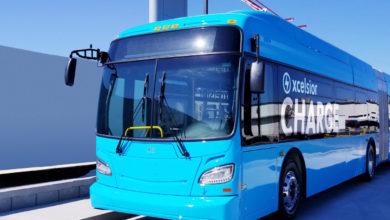 Photo of בניו-יורק יכנסו 15 אוטובוסים חשמליים חדשים לשירות