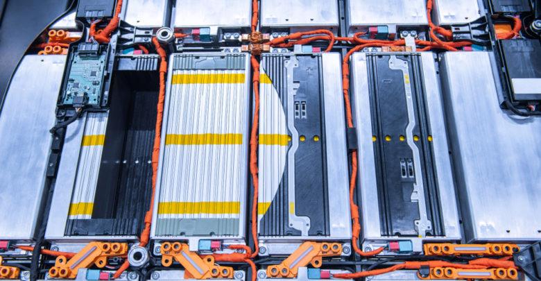 סוללות ליתיום לרכב חשמלי