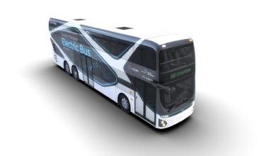 Photo of יונדאי מציגה: אוטובוס חשמלי דו-קומתי