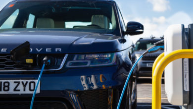 Photo of הלנד רובר החשמלי הראשון יהיה רכב פנאי בגודל בינוני
