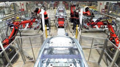 Photo of המפעל החדש של טסלה בסין מוכן להתחיל בייצור