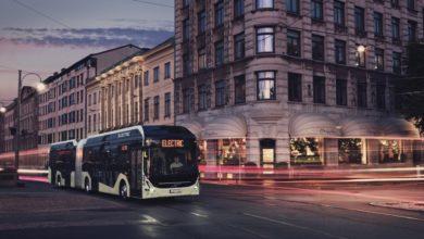 Photo of וולוו תספק 157 אוטובוסים חשמליים לשימוש ציבורי