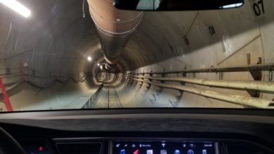 Photo of Boring Company של אילון מאסק מתקדמת בפרויקט בלאס וגאס