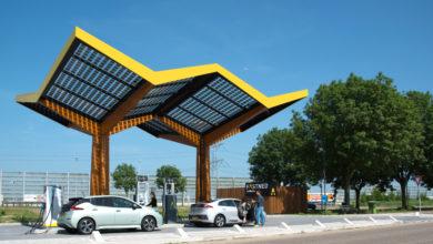 Photo of תחנות טעינה חשמליות-סולאריות כבר ממש מעבר לפינה