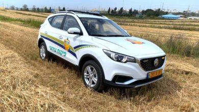 Photo of צי הרכב החשמלי הראשון בישראל?