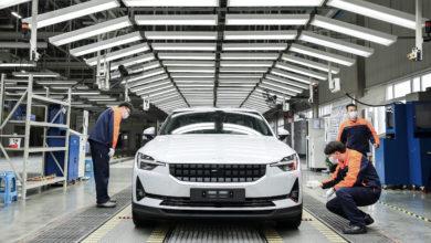 Photo of פולסטאר של וולו מתחילה לייצר את רכבה החשמלי בסין