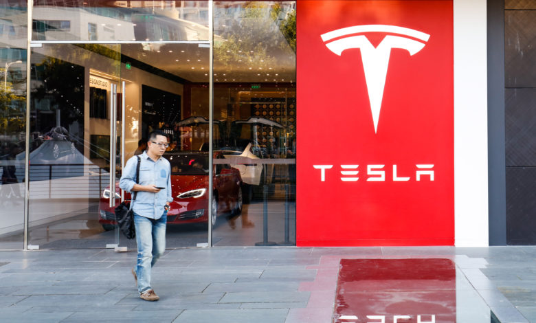 Photo of טסלה מגיעה לשיא מכירות בסין למרות המגיפה העולמית