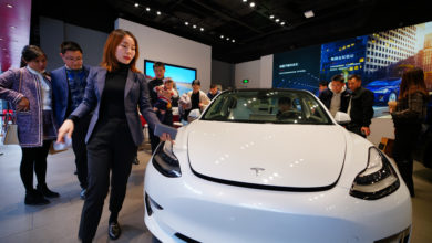 Photo of טסלה מורידה את מחירי מודל 3 בסין