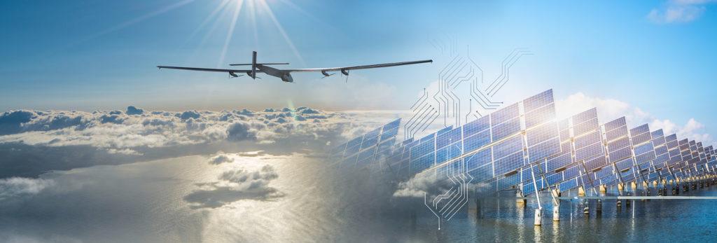 מטוס של Solar Impulse