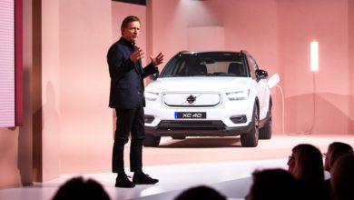 """Photo of מנכ""""ל וולוו: הקורונה תאיץ את המעבר לרכבים חשמליים"""