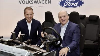 Photo of אחרי שנים של שמועות: פורד תבנה כלי רכב על בסיס פולקסווגן