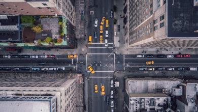 השדרה החמישית בניו יורק מבט על