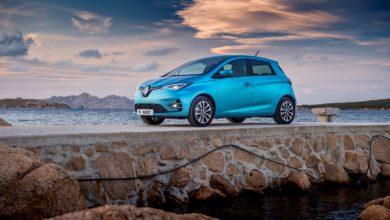 Photo of רנו זואי היא הרכב החשמלי הנמכר באירופה