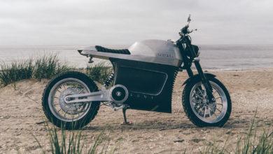 Photo of Tarform- האופנוע החשמלי הירוק ביותר בעולם