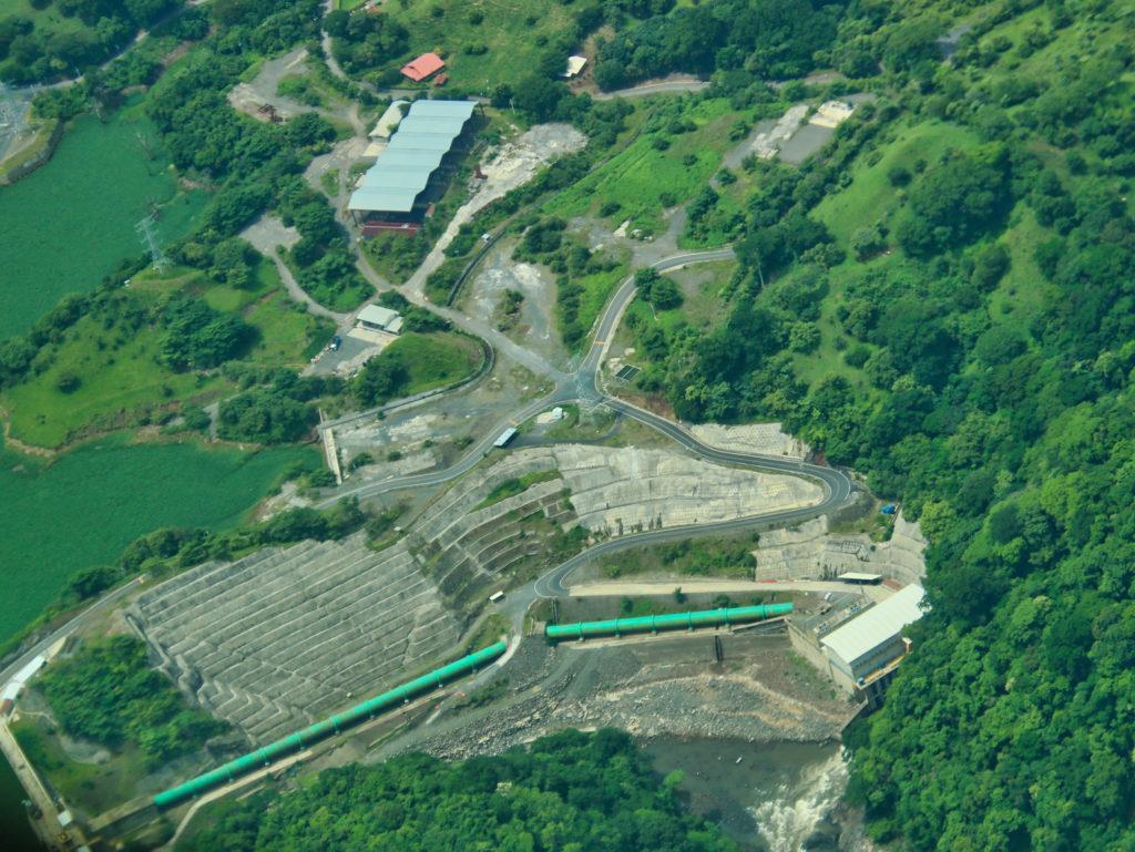 תחנת כוח הידרואלקטרית בקוסטה ריקה
