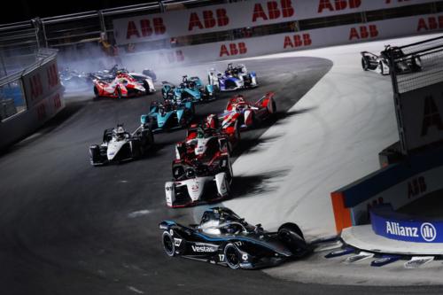 המירוץ הראשון והשני בעונה השביעית של פורמולה E