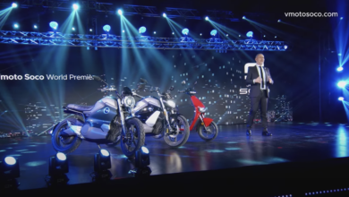 השקת האופנועים החשמליים החדשים של סופרסוקו