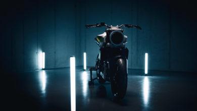 הוסקרנה אי-פיילן אופנוע חשמלי