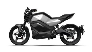 NIU RQi אופנוע חשמלי עם סוללות נשלפות