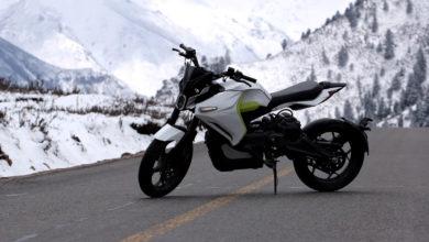 אופנוע חשמלי מסוג Voge ER10
