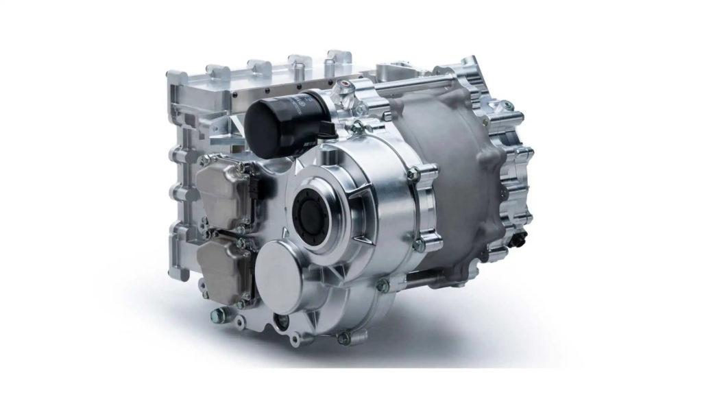 מנוע חשמלי של 350 קילוואט של חברת ימאהה
