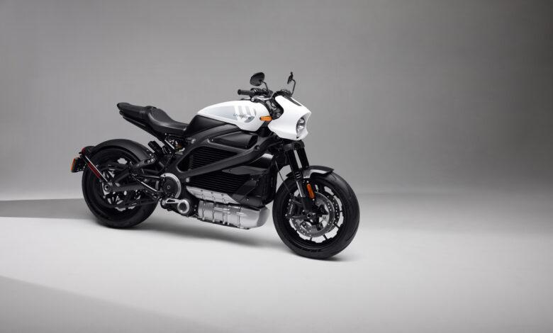 האופנוע החשמלי החדש של הארלי דיווידסון - LiveWire 2021