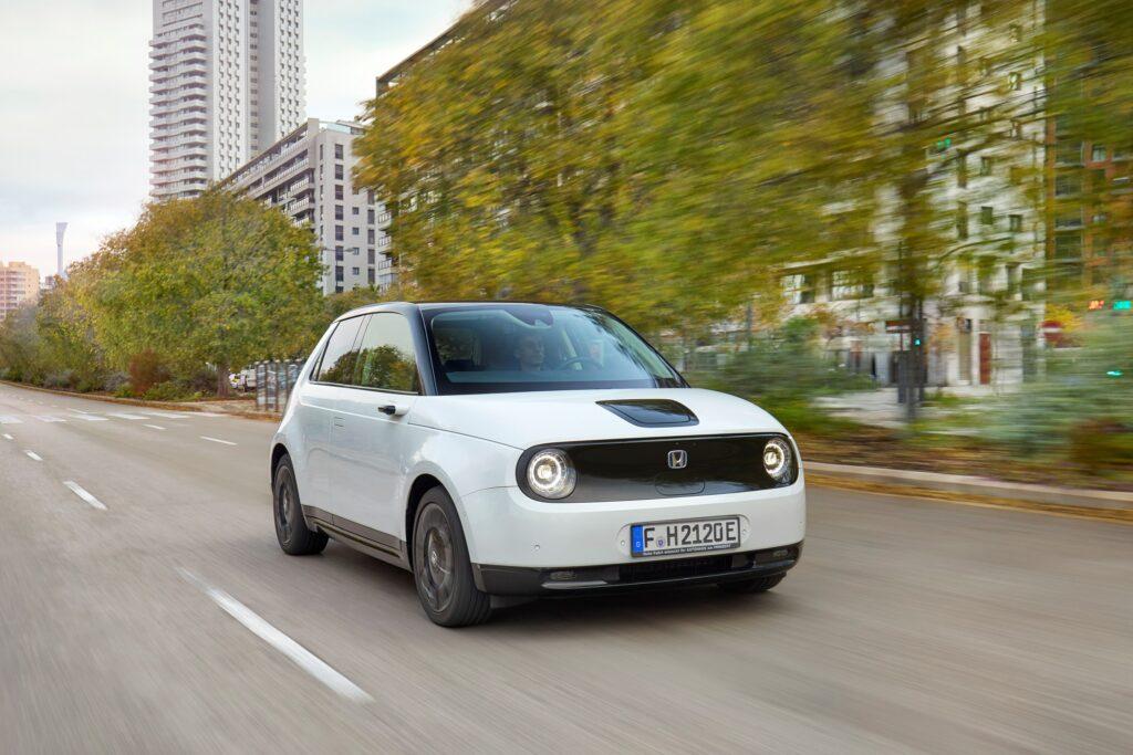 הונדה מתחייבת למכור רק רכבים חשמליים עד 2040