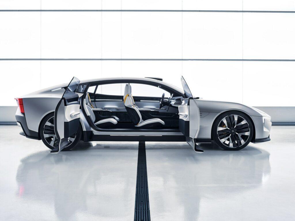 פולסטאר פרספט – הרכב החדש שמתכננת פולסטאר