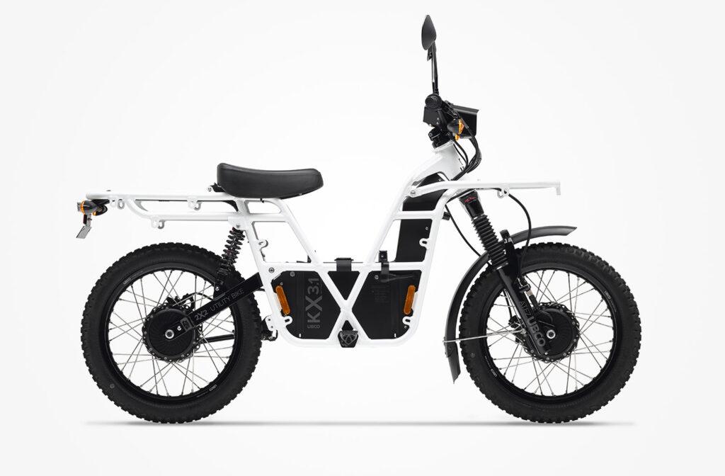 Adventure של אובקו, אופניים חשמליים עם הנעה כפולה