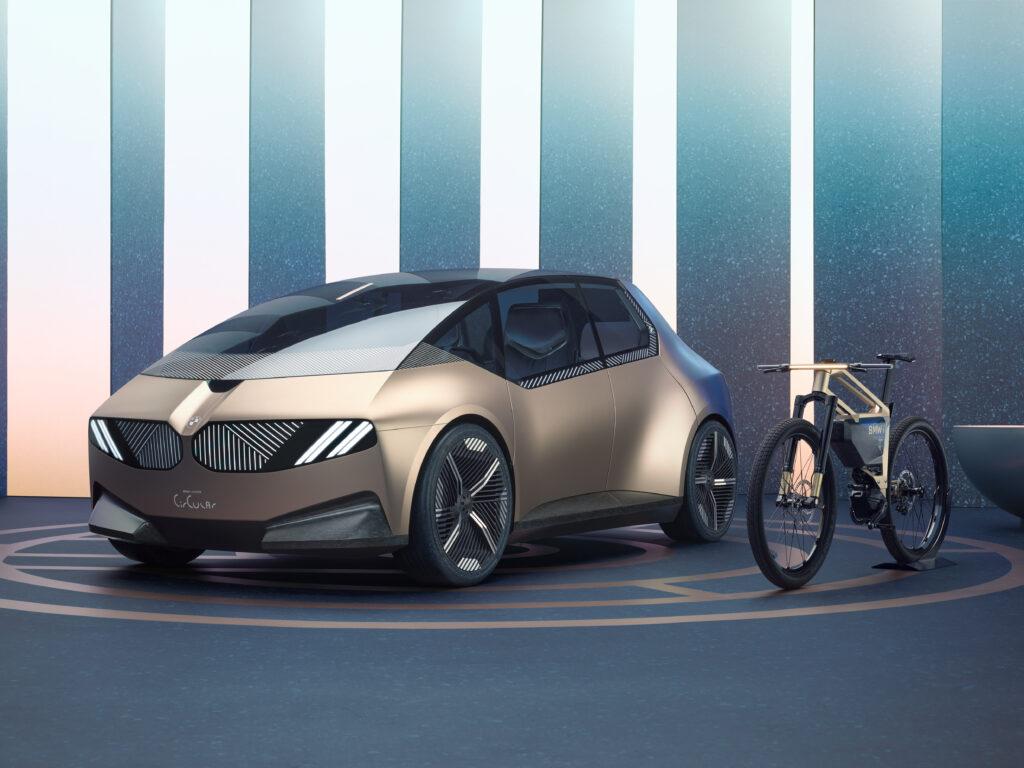 רכב הקונספט BMW i Vision Circular