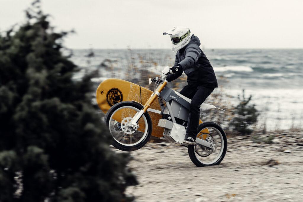 אופנוע חשמלי Kalk OR