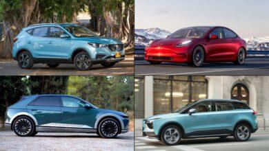 ארבעת הדגמים החשמליים המובילים בישראל במכירות באוגוסט 2021, טסלה, MG, AIWAYS, איוניק