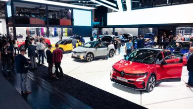 רכבים חשמליים של רנו בתערוכת IAA מוביליטי 2021